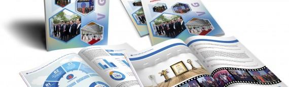Thiết kế Báo cáo thường niên 2017