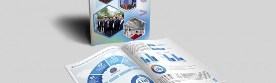 Thiết kế Báo cáo thường niên 2016 Viglacera